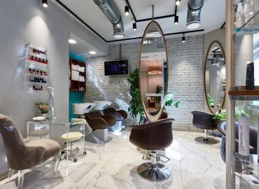 Оборудование премиум-класса для парикмахерской