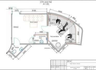 Особенности разработки дизайн-проекта СПА салона