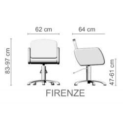 """Парикмахерское кресло """"FIRENZE"""""""
