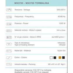 "Климазон ""MX3700 tormalina"""