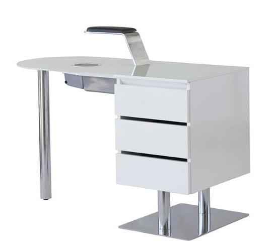 """Маникюрный стол """"Star Nail Excel White"""""""